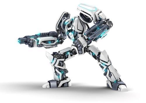 安顺先进机器人服务平台