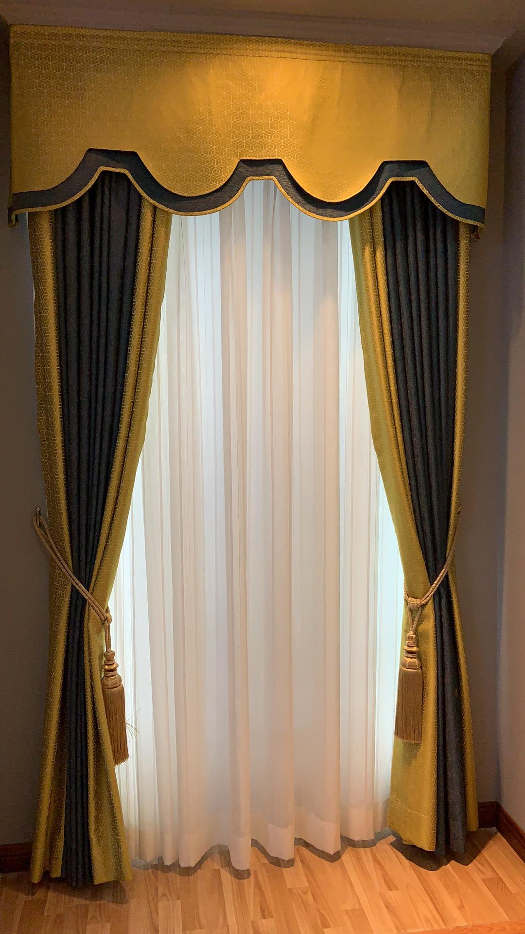 宣城窗帘布艺用品