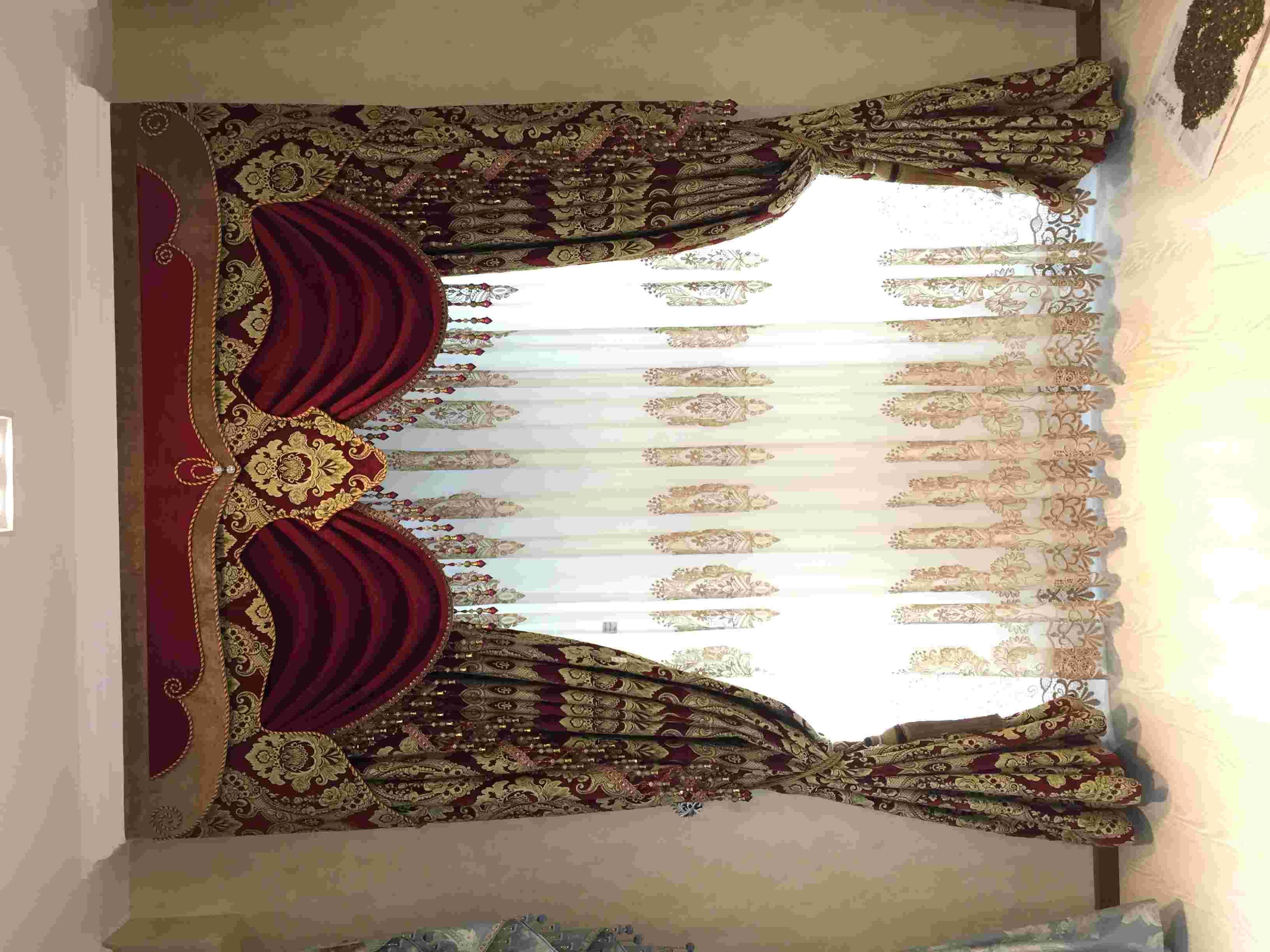 呼伦贝尔哪里有窗帘布艺用品加工